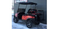 Club Car Precedent F150 rouge