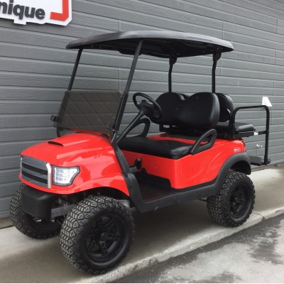 Club-Car Precedent F150 rouge à essence