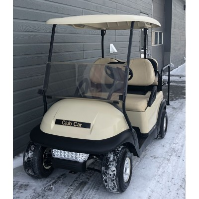 Club-Car Precedent beige 4 places