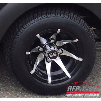 Mag Raphy 10'' avec pneu low profile